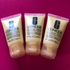 Clinique dramatically different moisturizing lotio